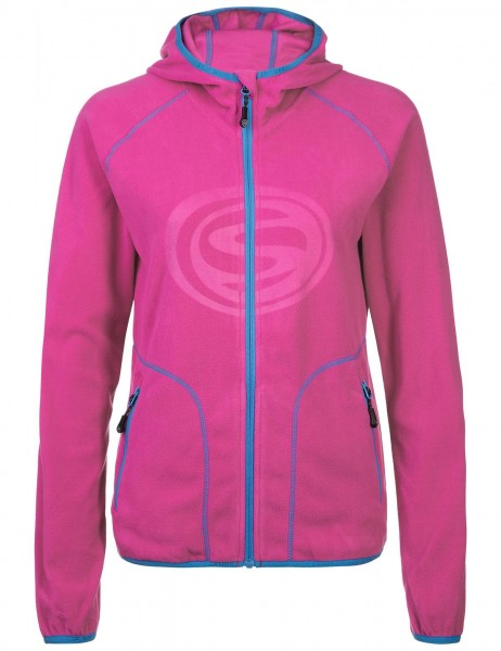 SD-FLEECE-HOODY-W-PINK